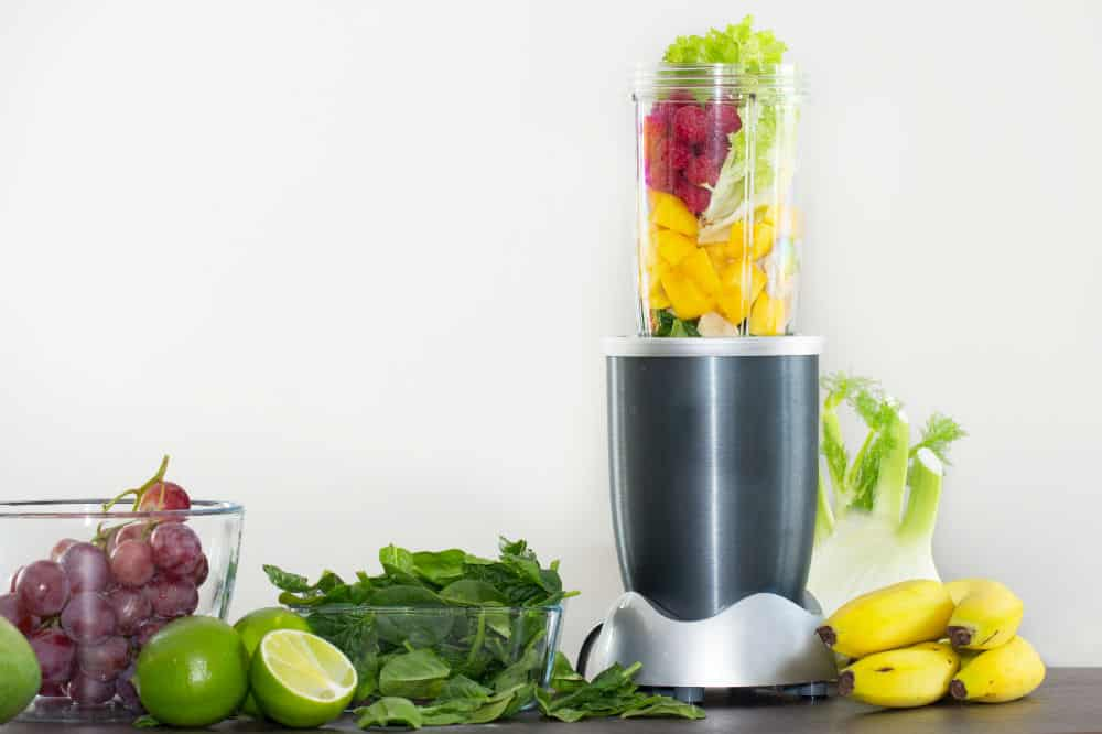 NutriBullet 12-Piece High-Speed BlenderMixer System Review