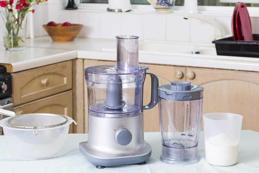 are blenders and food processors the same 2