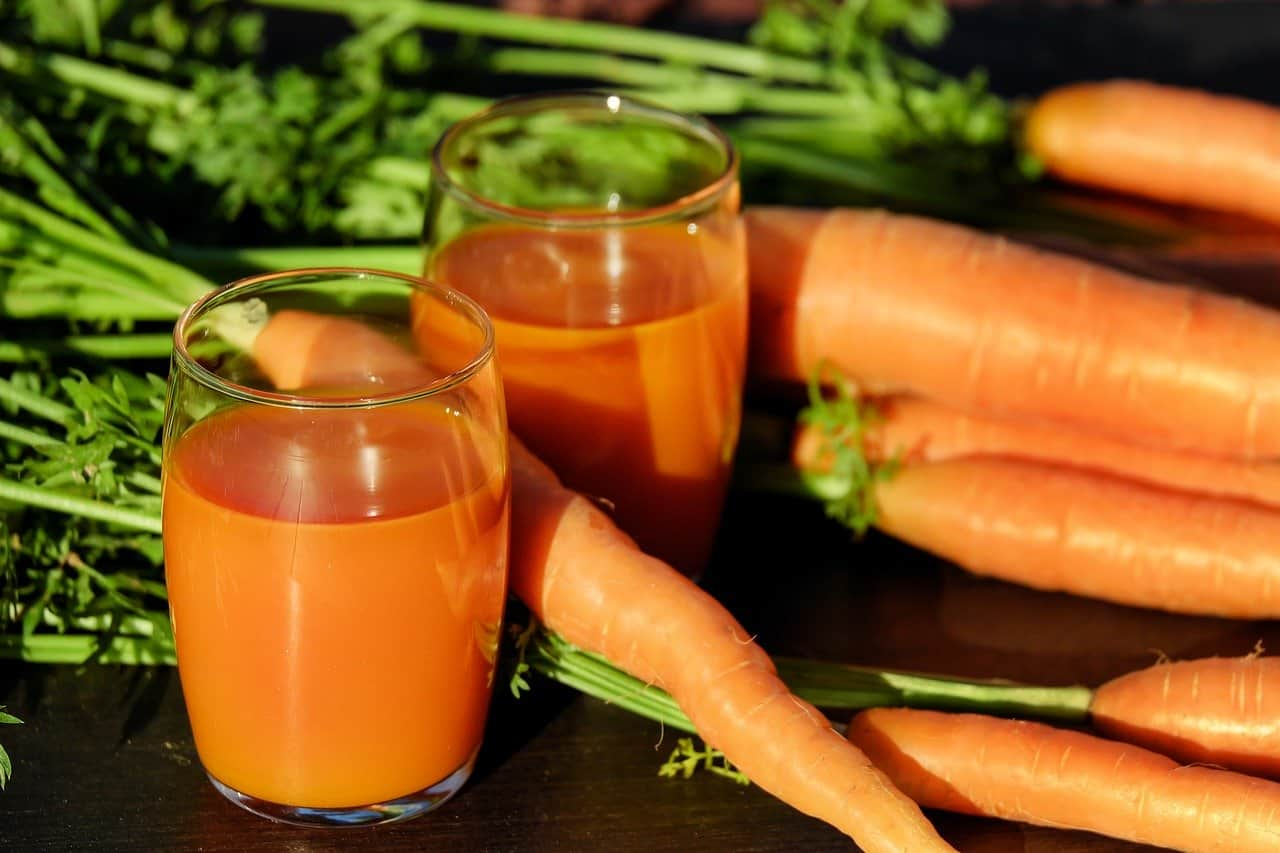 Can You Juice Carrots